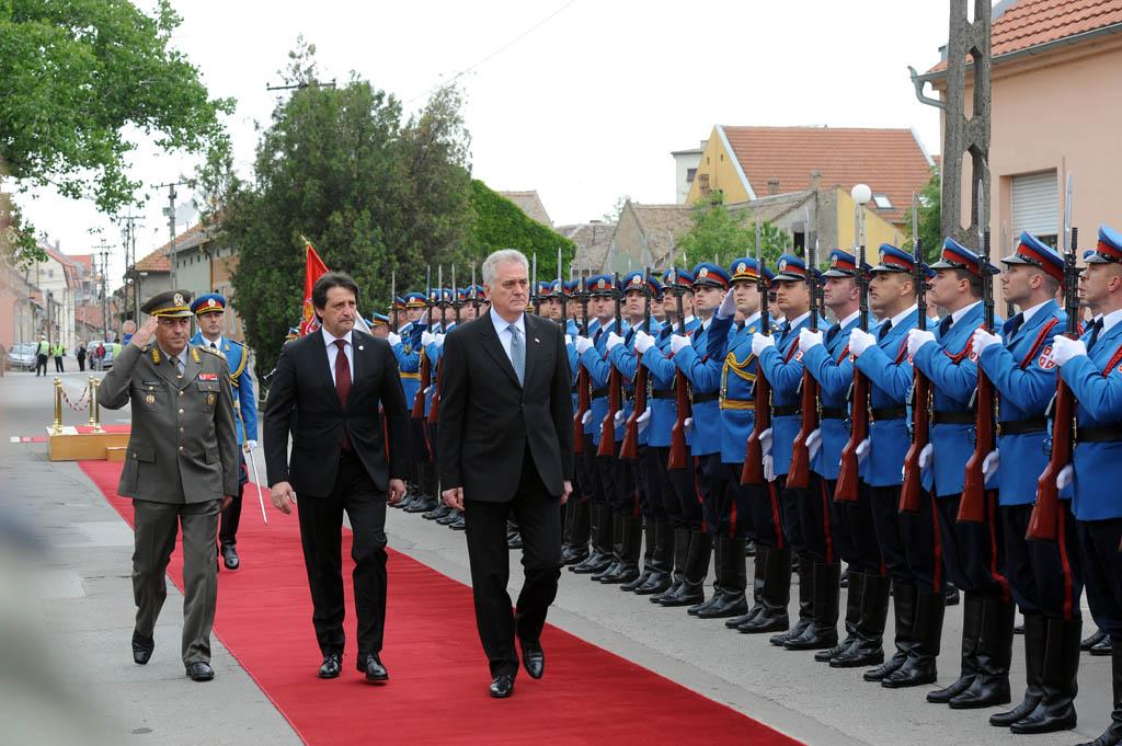 Одржана анализа оперативних и функционалних способности Војске Србије за 2013 годину