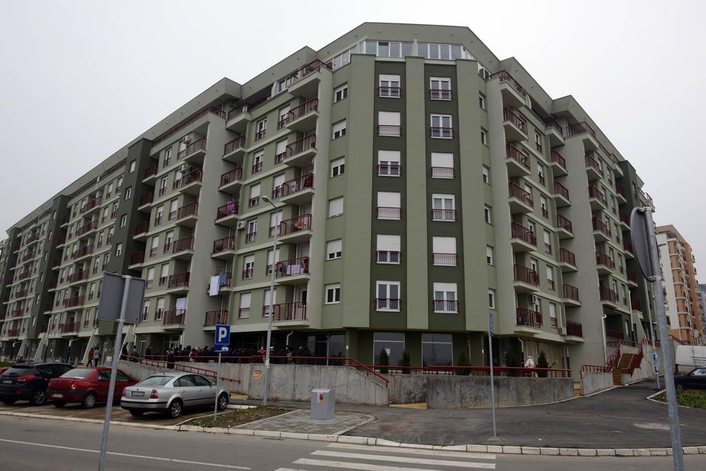 Нови станови у насељу Степа Степановић