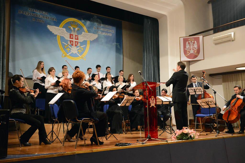 Svečana akademija povodom Dana ViPVO