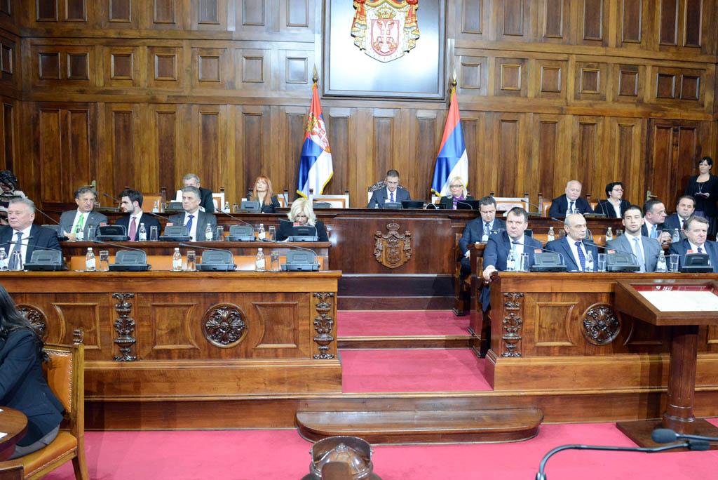 Ministar Rodić odgovarao na pitanja poslanika u Narodnoj skupštini Republike Srbije