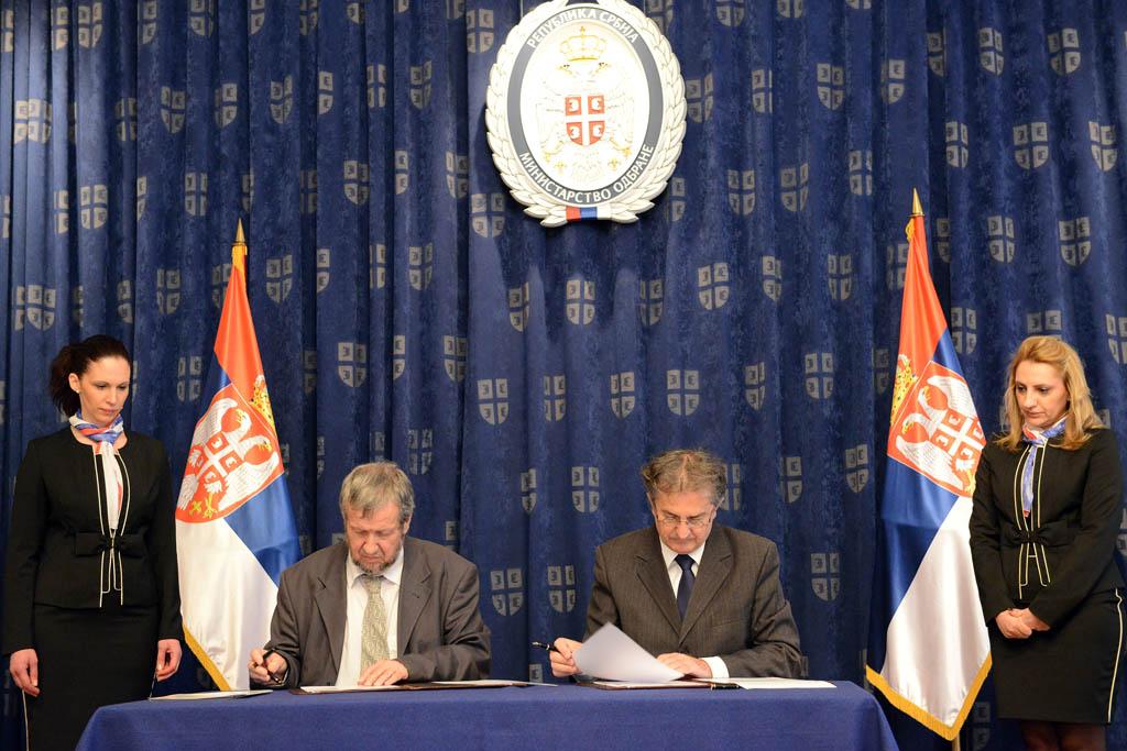 Potpisan Protokol o saradnji sa Radio televizijom Srbije