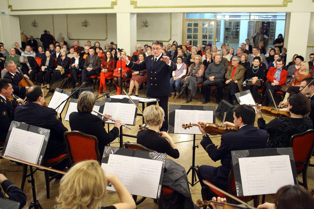 Concert of Stanislav Binički Artistic Ensemble on the occasion of Women s Day