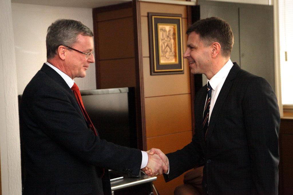 Подршка Аустрије европским интеграцијама Србије