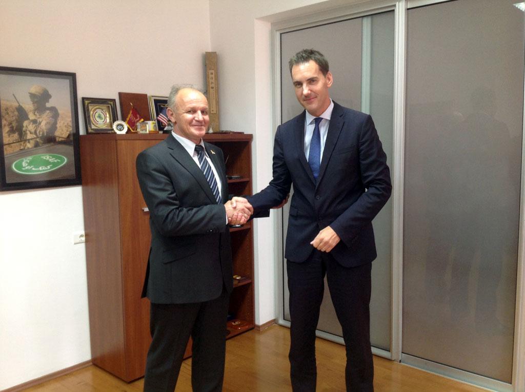 Посета делегације Министарства одбране Републици Хрватској