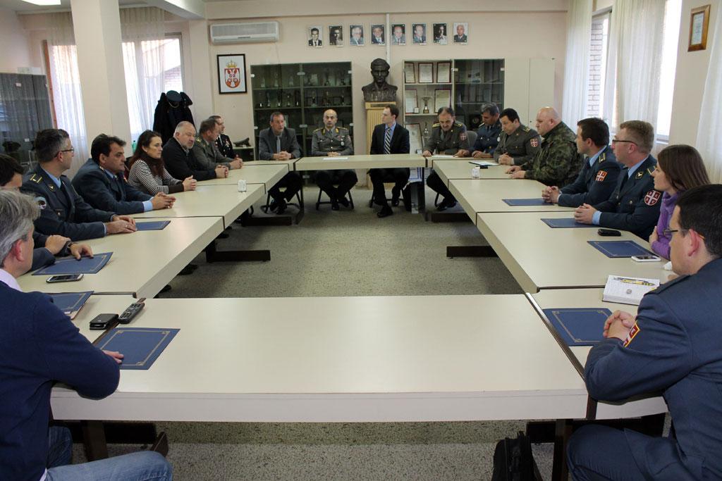 Семинар о безбедном руковању и демилитаризацији ваздухопловних убојних средстава