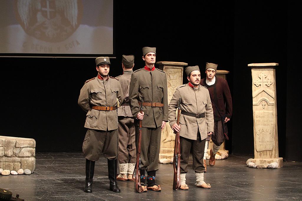 Представа Солунци говоре за припаднике Војске Србије