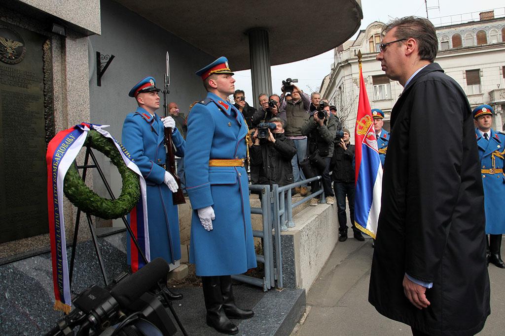 Обележен Дан сећања на страдале у НАТО бомбардовању