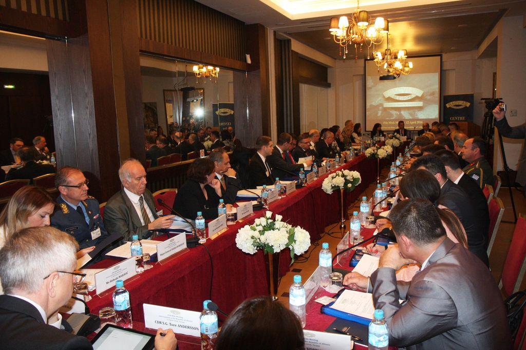 Одржан 35 састанак MAG у Тирани
