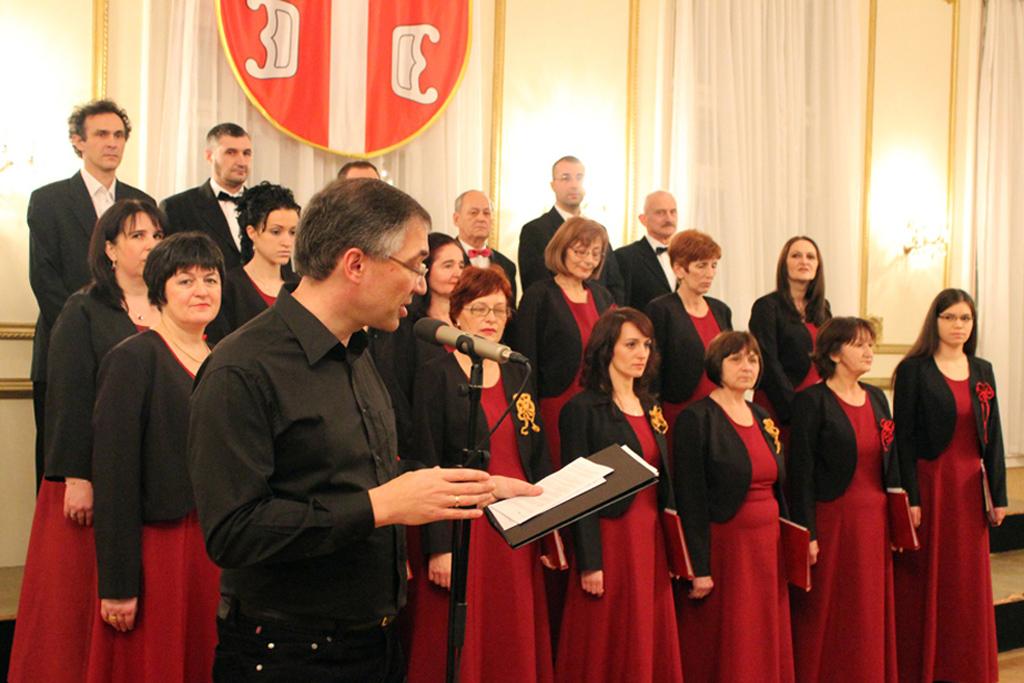 Хуманитарни концерт Божић у старим и новим песмама