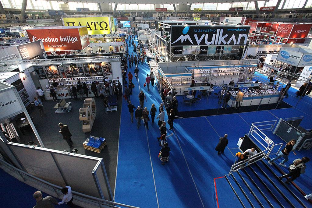 58th International Book Fair in Belgrade Opens