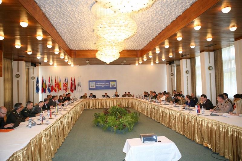 Delegacija Ministarstva odbrane učestvovala u radu komiteta SEDM