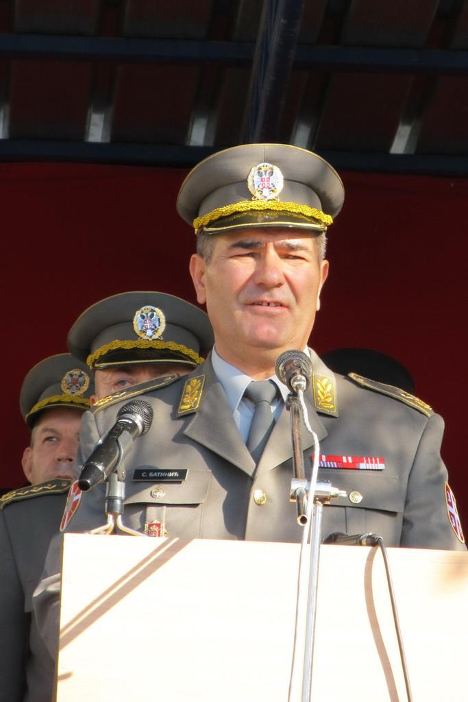 Прослављен Дан Прве бригаде Копнене Војске