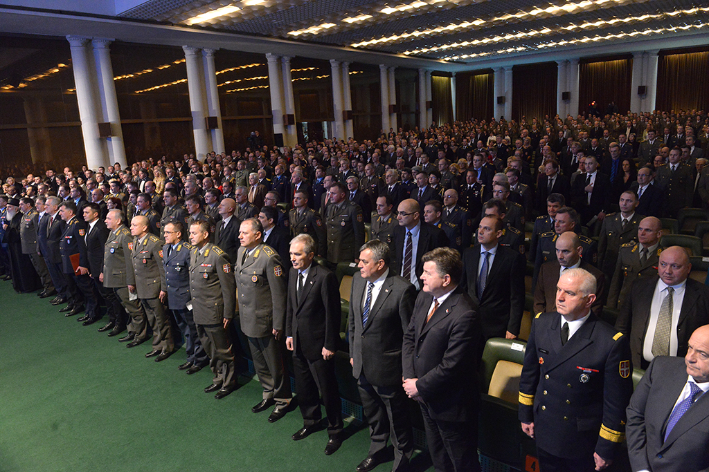 Formal Ceremony on the occasion of 170 years of the Military Medical Academy