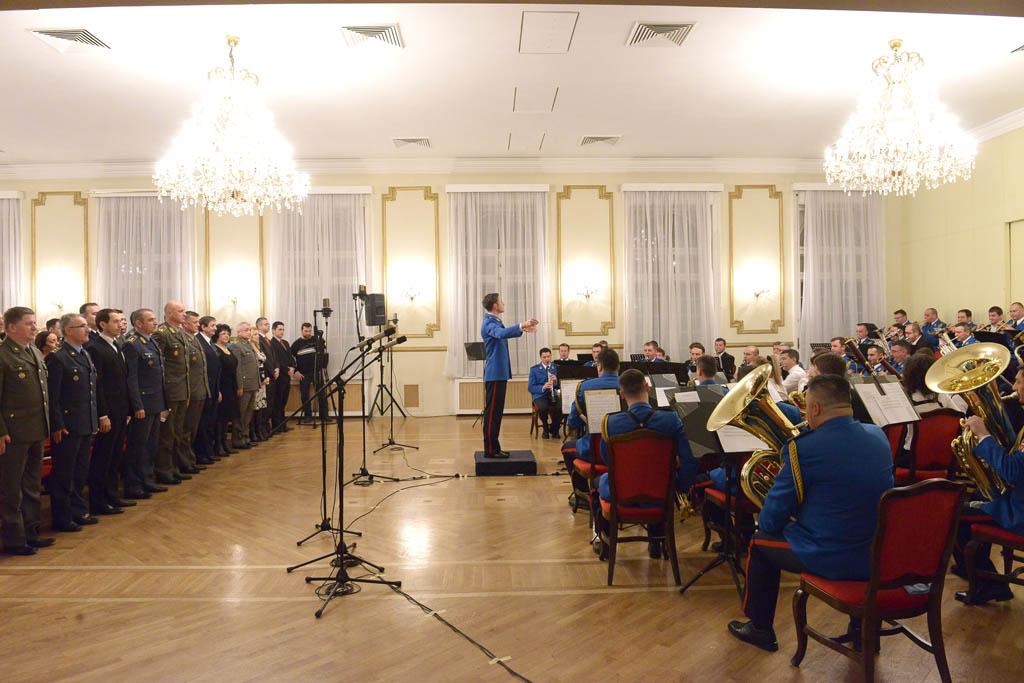 Концерт Репрезентативног оркестра Гарде и музичке школе Мокрањац