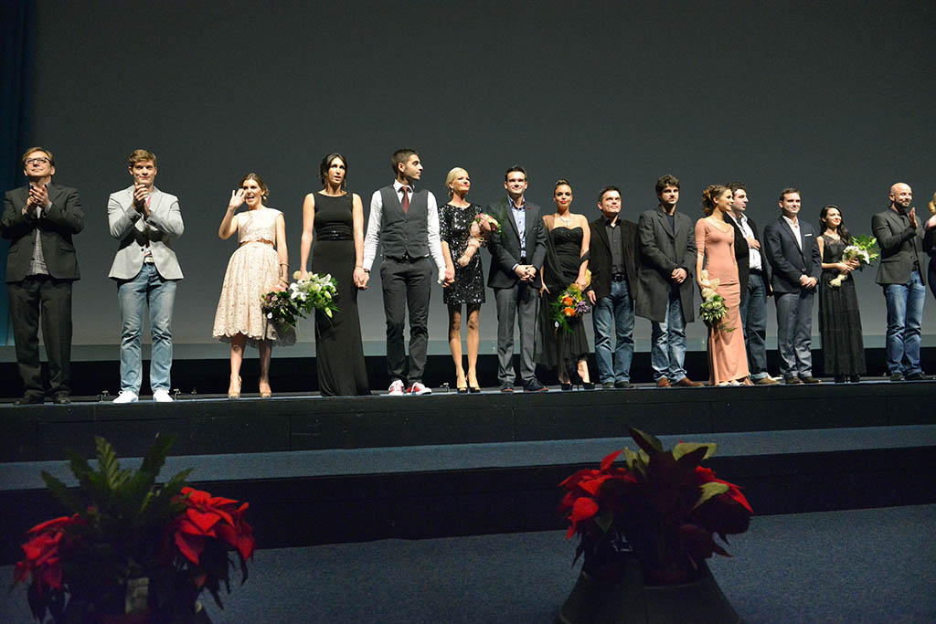 Gala First Night of the Film Military Academy 2