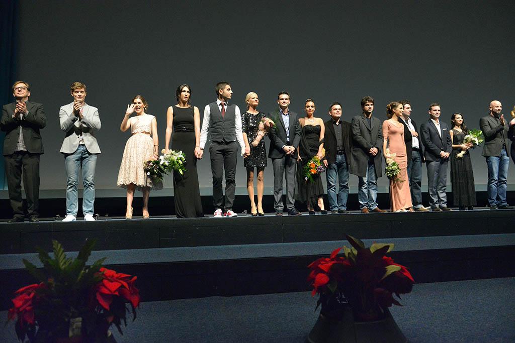 Гламурозна премијера филма Војна академија 2