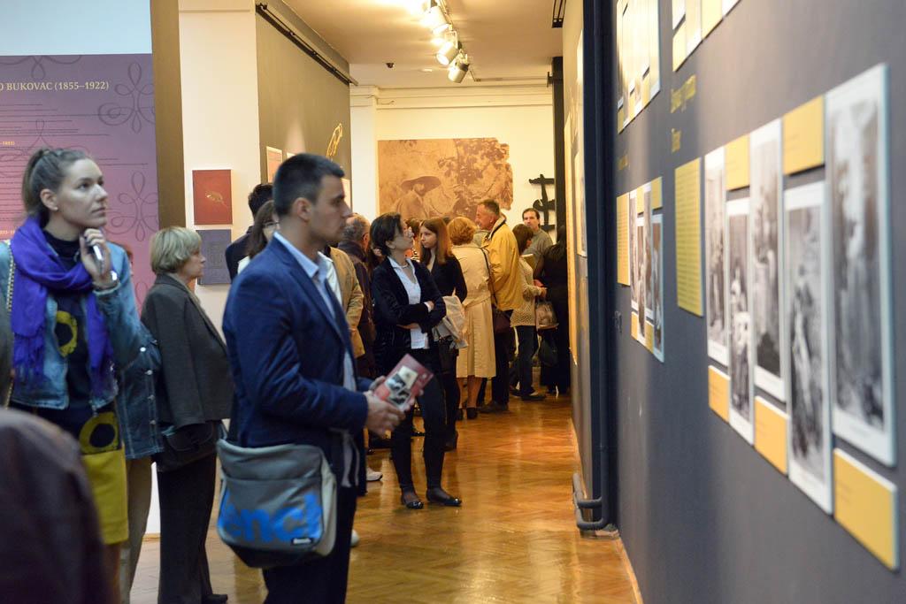 У Дому Војске отворена изложба Велика Иза Влаха Буковца