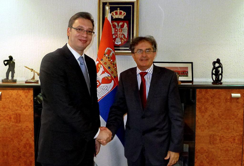 Небојша Родић преузео дужност министра одбране