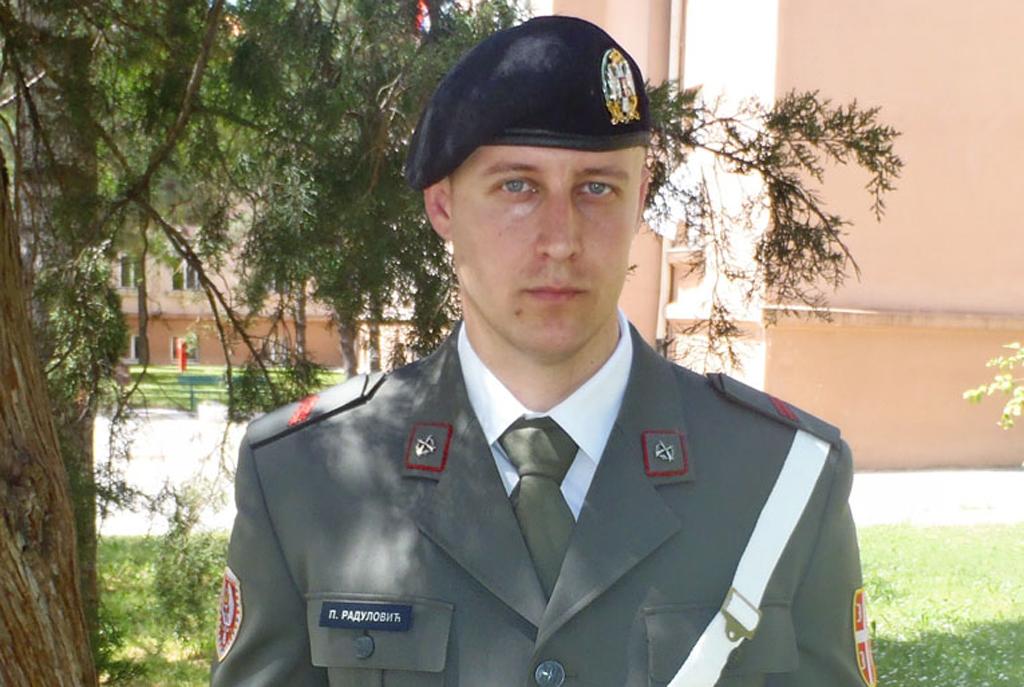 Војска као судбина и пут Предрага Радуловића