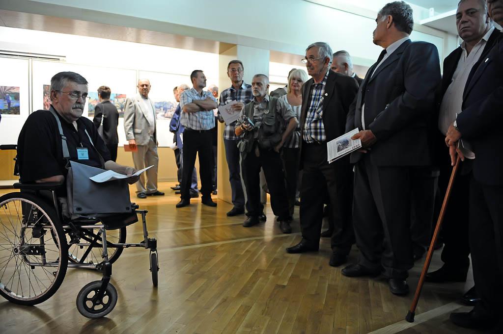 Obeležen Dan vojnih invalida Srbije