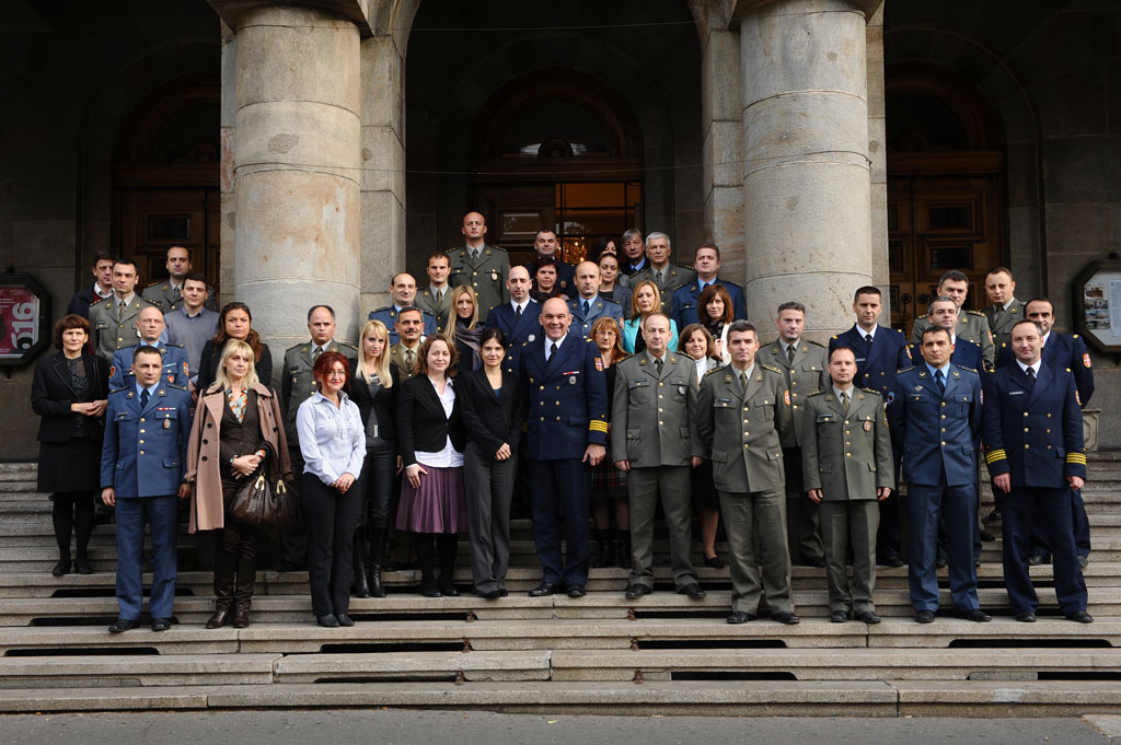 Workshop on public diplomacy