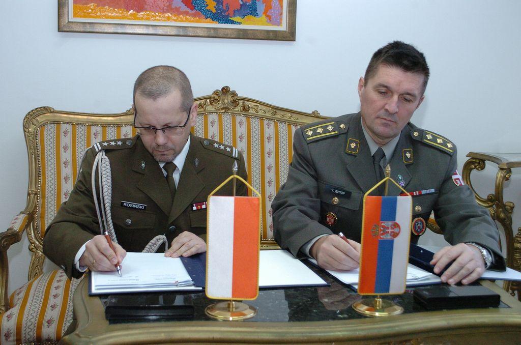 Потписан Протокол о донацији са Пољском