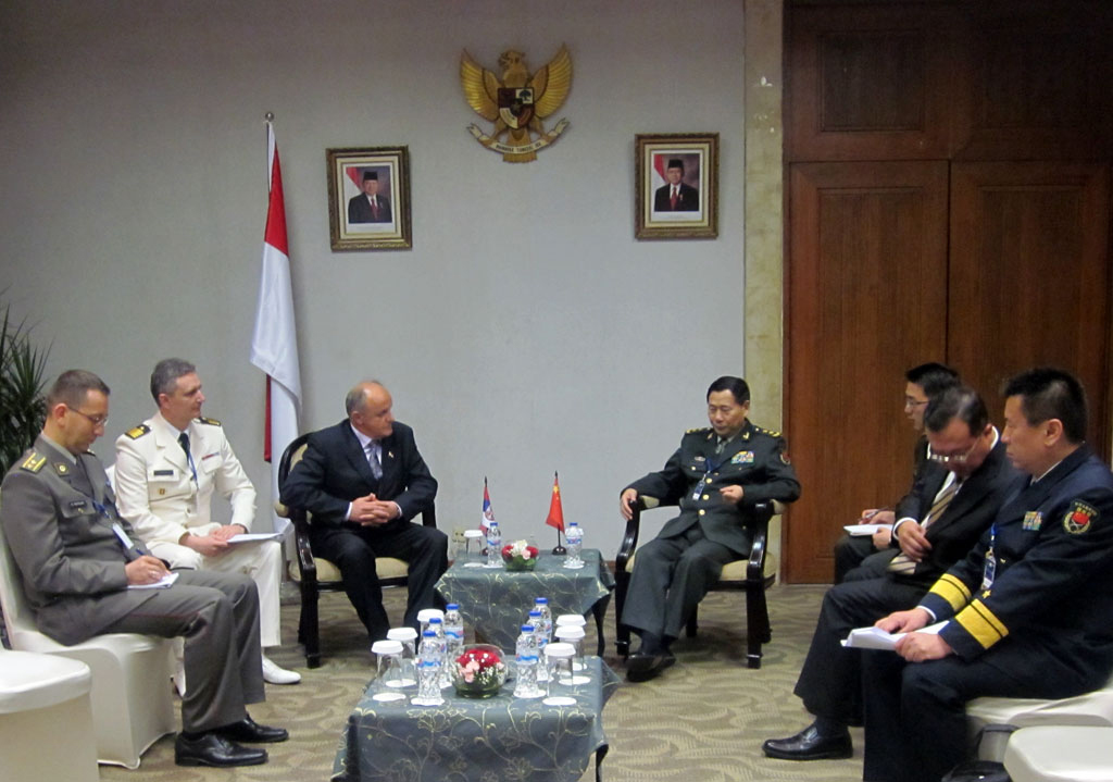 Завршен 3 међународни одбрамбени дијалог у Џакарти