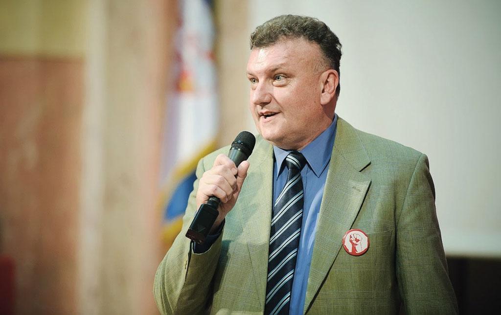 Заставник Миловановић у хуманој мисији