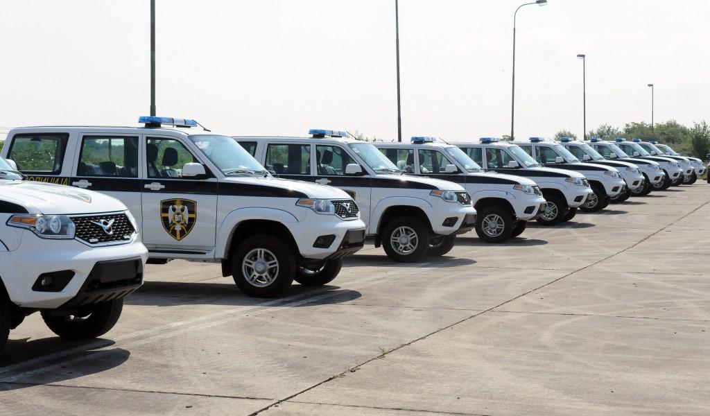 Novih 56 terenskih vozila za Vojsku Srbije