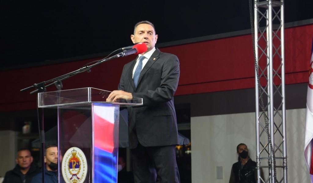Министар Вулин Александар Вучић је председник свих Срба