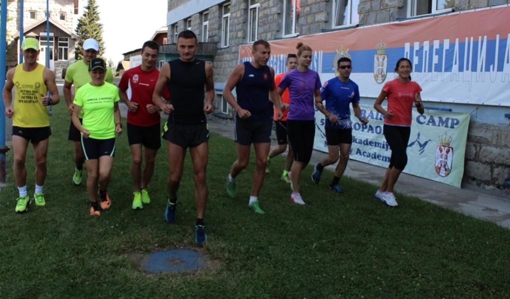 Осми CISM тренинг камп на Копаонику