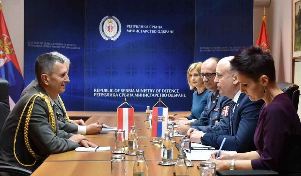 Састанак Живковића и Старлингера