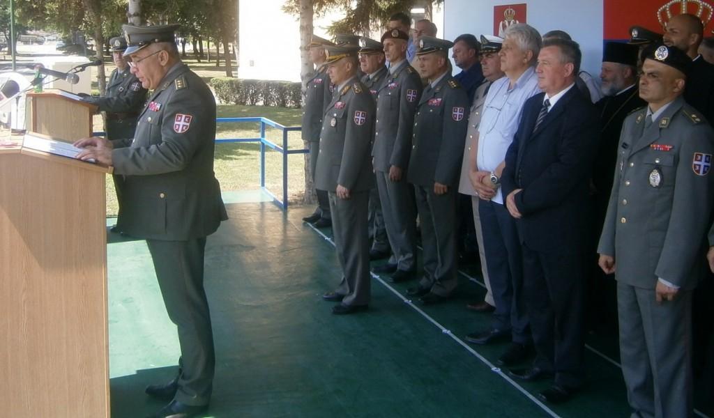 Dan Druge brigade Kopnene vojske