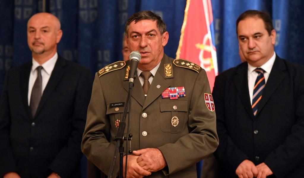 Стабилна попуна Војске Србије