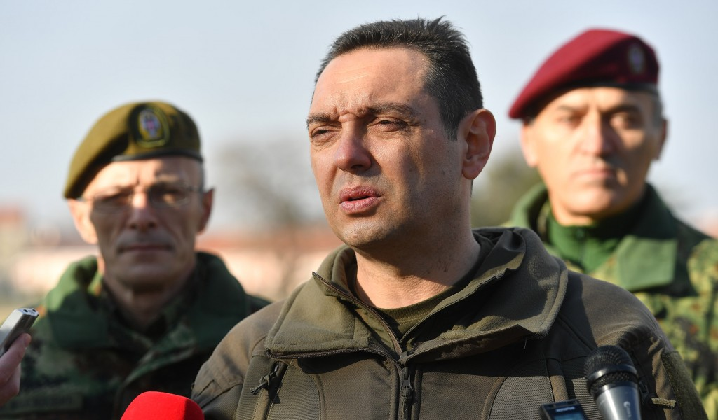 Ministar Vulin Vek pobednika je promenio način gledanja na Vojsku Srbije