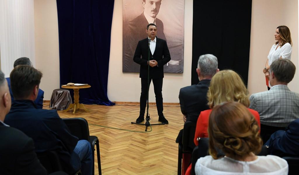 Јубилеј Народне библиотеке Вељко Петровић у Бачкој Паланци