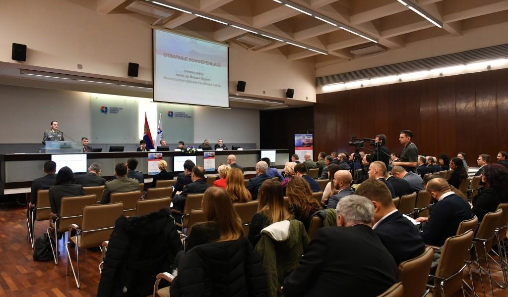Međunarodna konferencija o zaštiti kritične infrastrukture odbrambene industrije