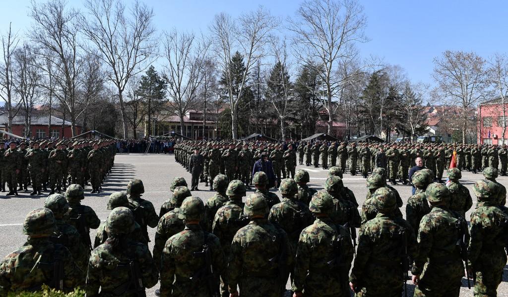 Мартовска генерација војника положила заклетву
