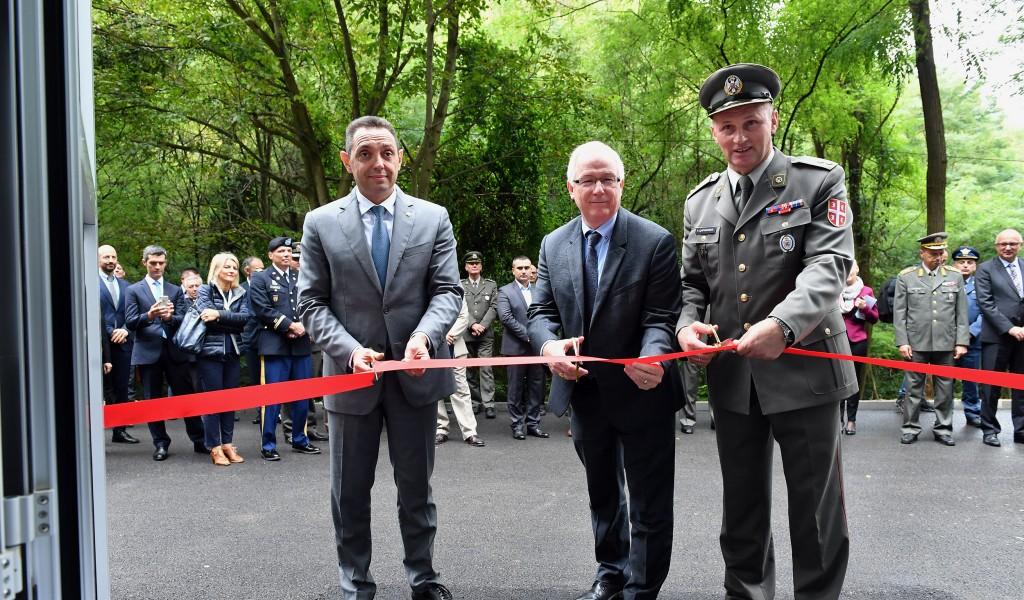 Ministar Vulin Bezbednost građana Srbije na prvom mestu