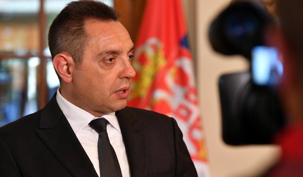 Министар Вулин Стварање Велике Албаније је опасност за мир и стабилност на читавом простору Балкана