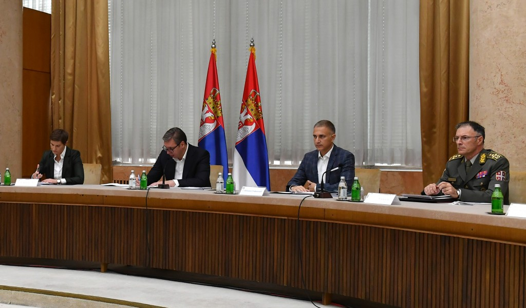 Predsednik Vučić Srbija ne prihvata politiku svršenog čina