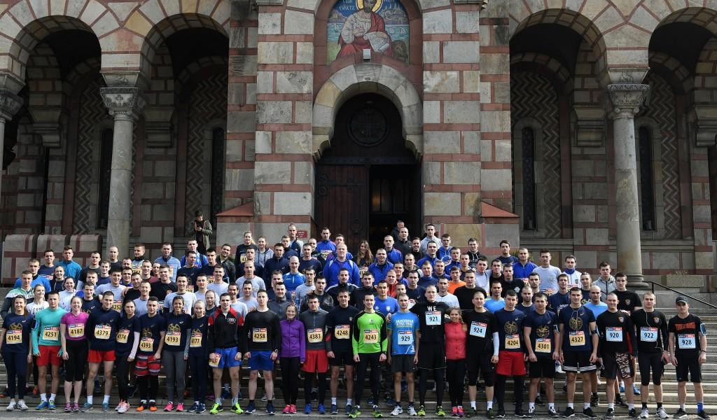 Nataša Ćulafić iz Garde treća na 30 Beogradskom maratonu