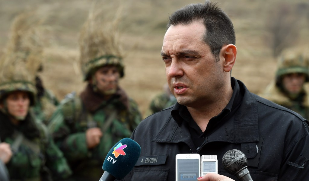 Министар Вулин Срби су увек окренути миру никада нису били колективна претња