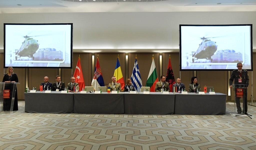 Отворен 22 конгрес Балканског комитета војне медицине