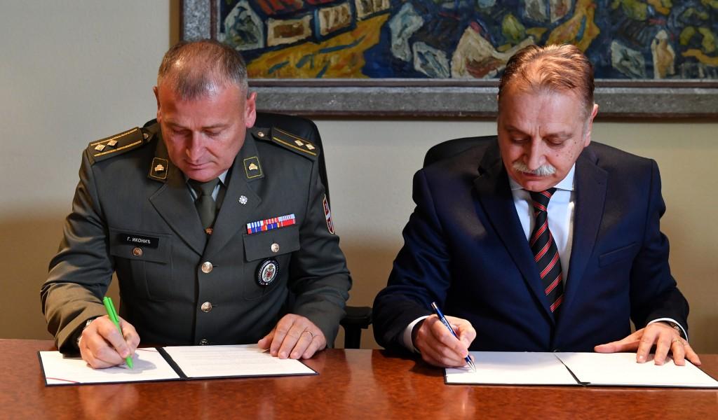 Емисија о Војсци Србије на РТВ Војводине