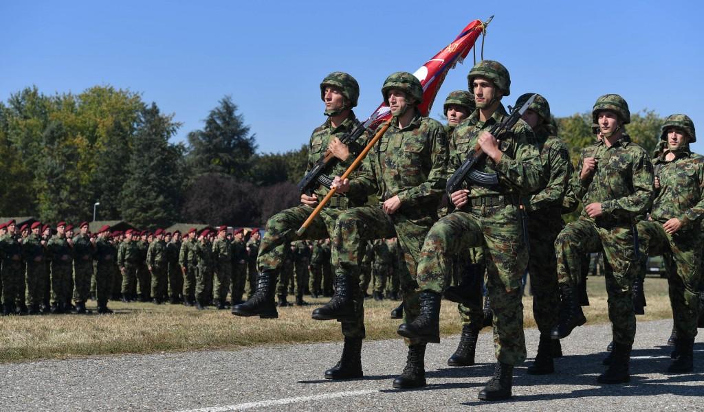 Обележени празници у јединицама Војске Србије