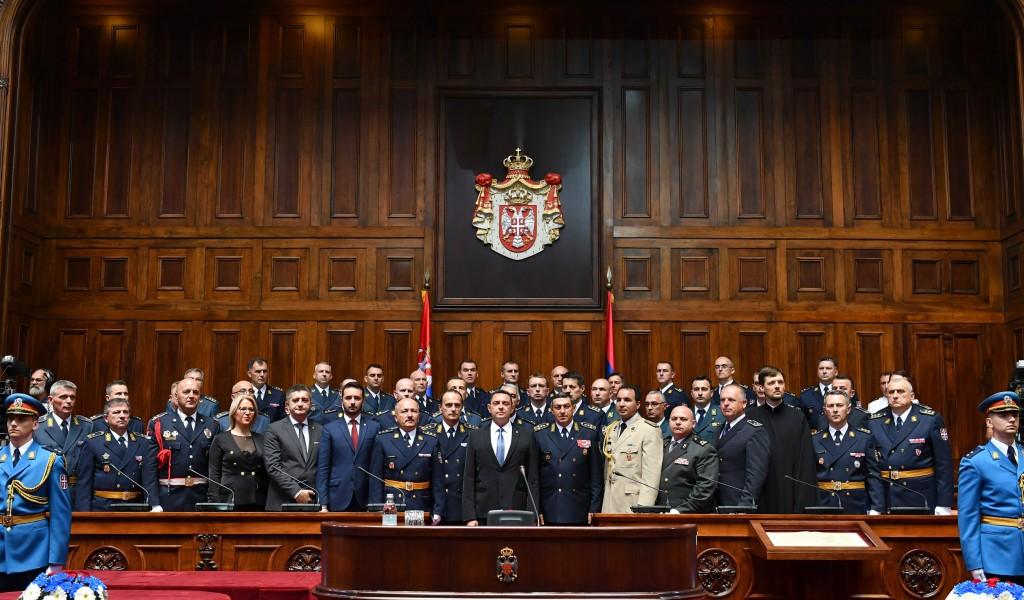 Министар Вулин Срби су пријатељи свима који желе мир слуге нису никоме