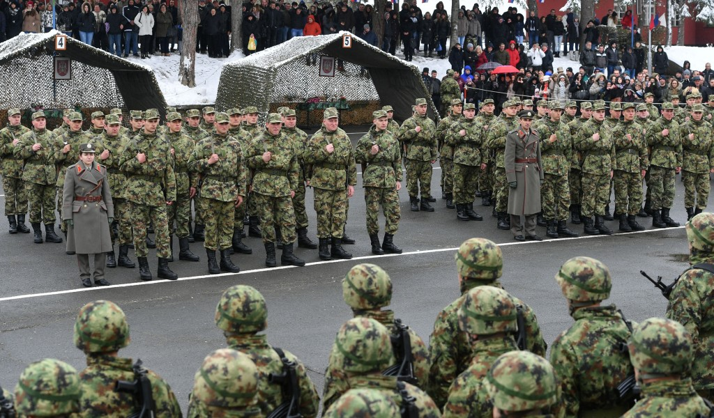 Soldiers of the March generation swore an oath