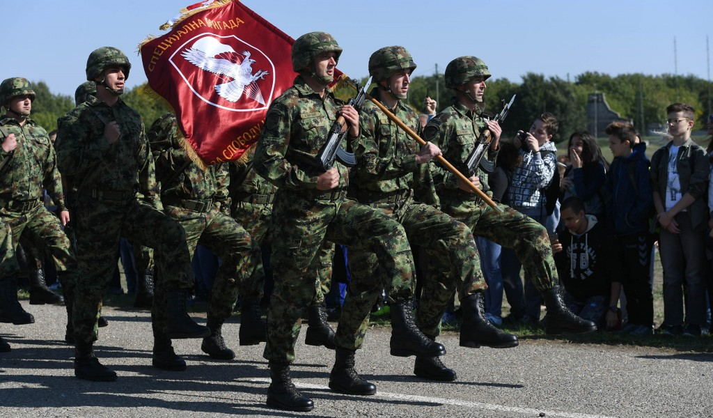 Day of the Special Brigade marked