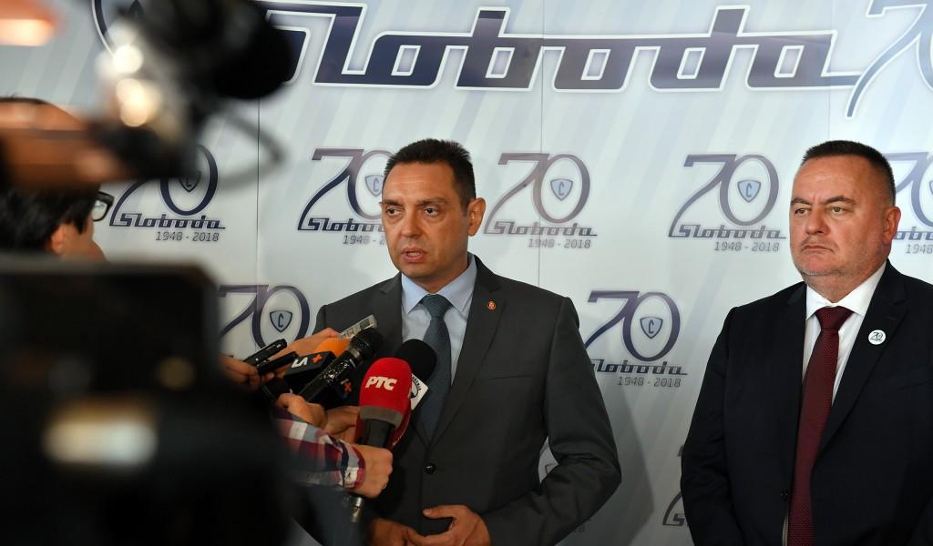 Министар Вулин Очекујемо од међународне заједнице да превентивно делује